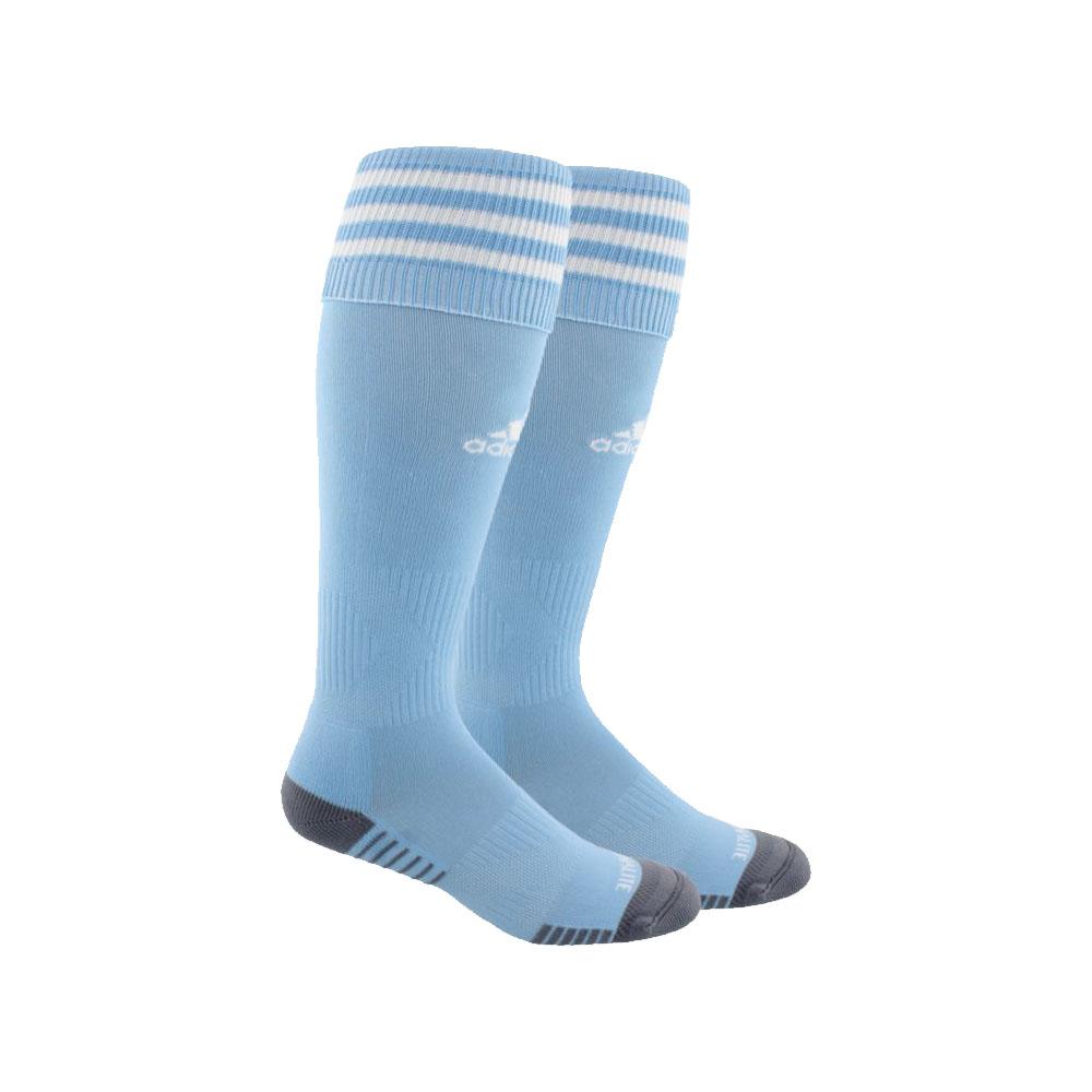 34e8251cb adidas Copa Zone III cushion sock - argentina blue/white