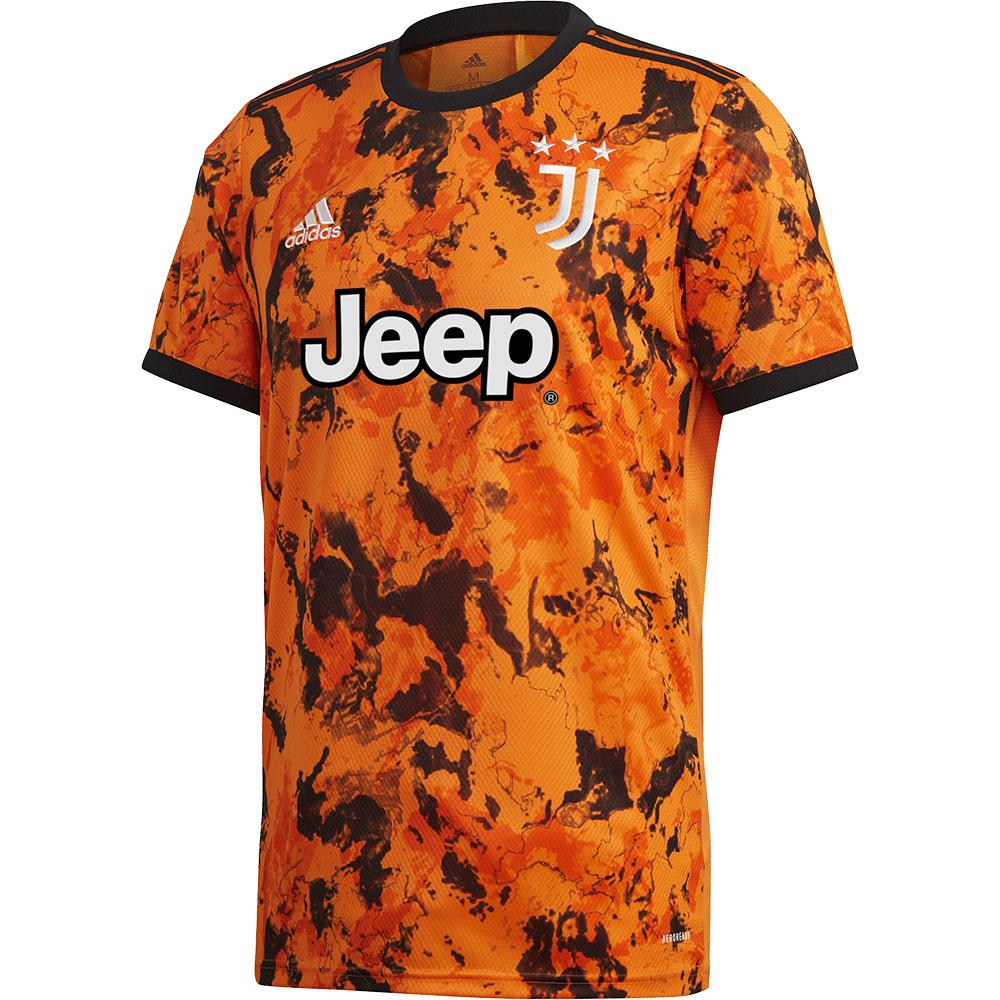 adidas Juventus FC 20/21 third jersey - bahia orange - men's ...