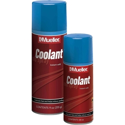 Coolant spray
