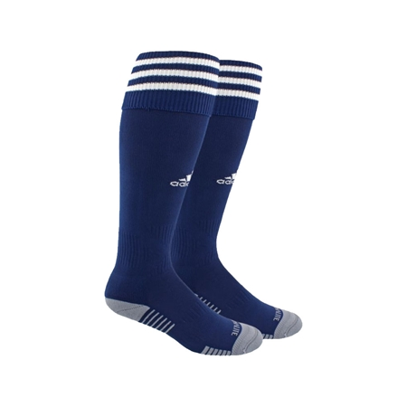adidas Copa Zone III cushion sock - dark blue/white
