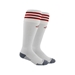 adidas Copa Zone III cushion sock - white/power red