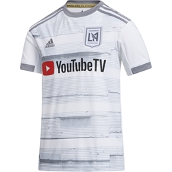 LA FC 2020 away jersey - mens