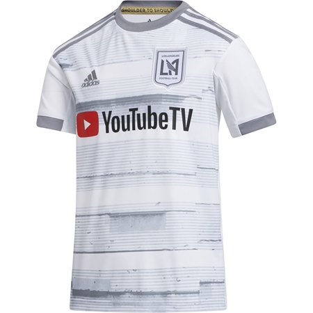 LA FC 2020 away jersey - youth
