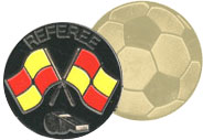 Official Sports International Referee coin