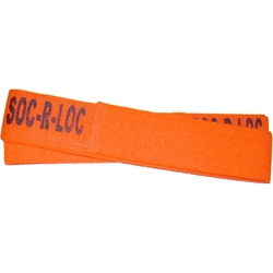 Soc-R-Loc shinguard straps