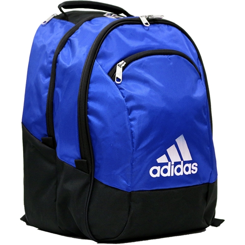 adidas Striker team backpack - royal/black
