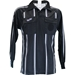 Official Sports International USSF Pro style long-sleeve referee jersey - black