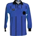 Official Sports International USSF Pro style long-sleeve referee jersey - blue