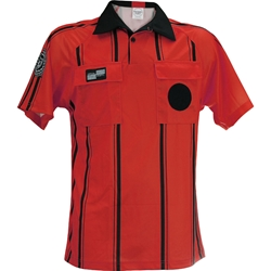 Official Sports International USSF Pro style referee jersey - red